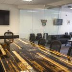 Impressive meeting spaces