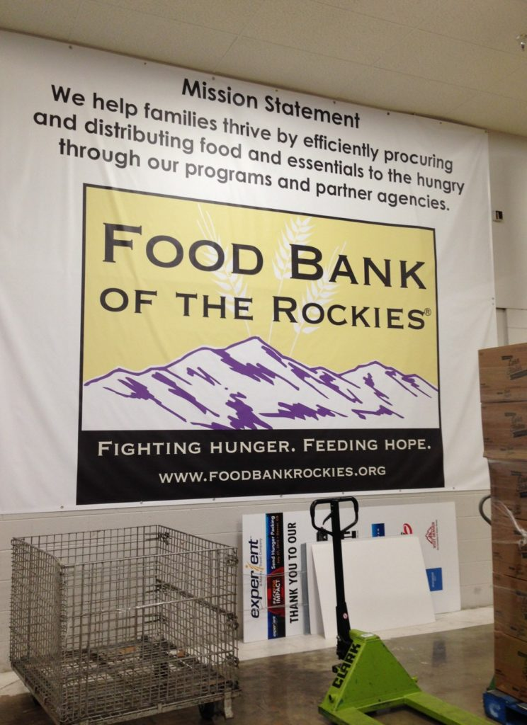 Food Bank Of The Rockies Co