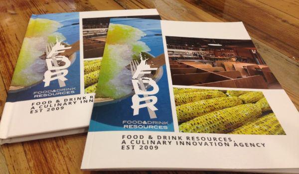 FDR showcase book