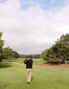 denver restaurant golf outing