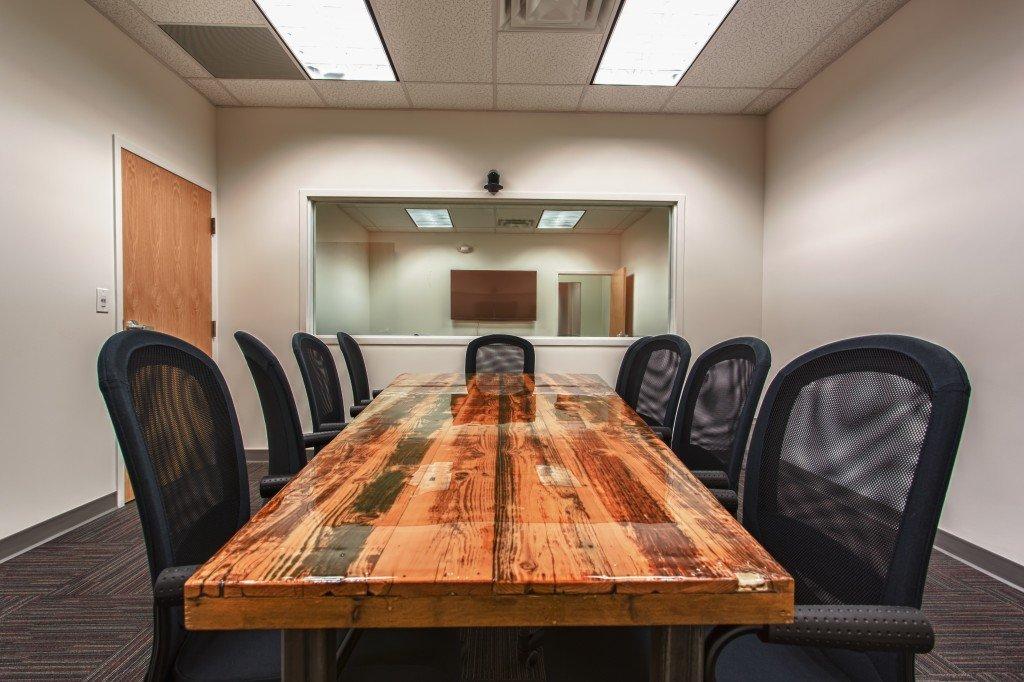 denver food and drink resources focus group room