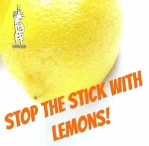 stop the stick