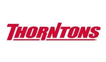 thorntons menu development