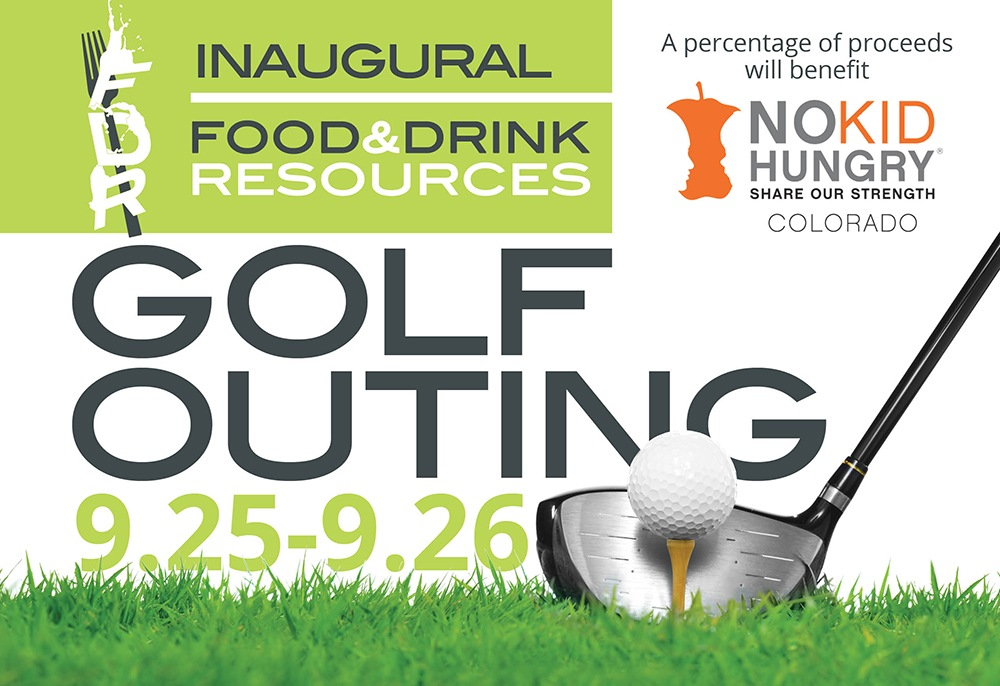 FDR Golf Outing on September 26 at Inverness   Food & Drink