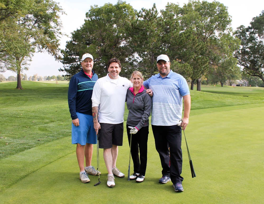 Ric Scicchitano FDR golf outing