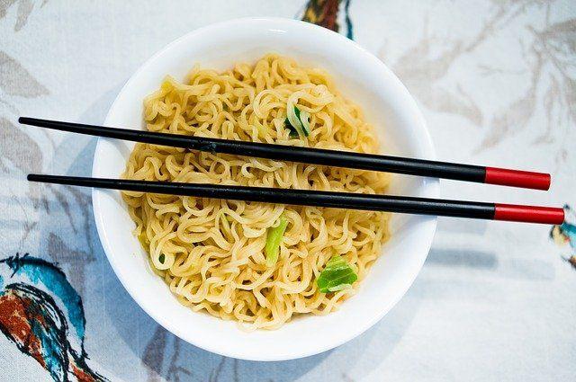 asian noodle trend